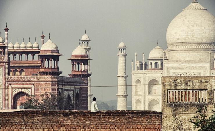 Agra (India) 2012