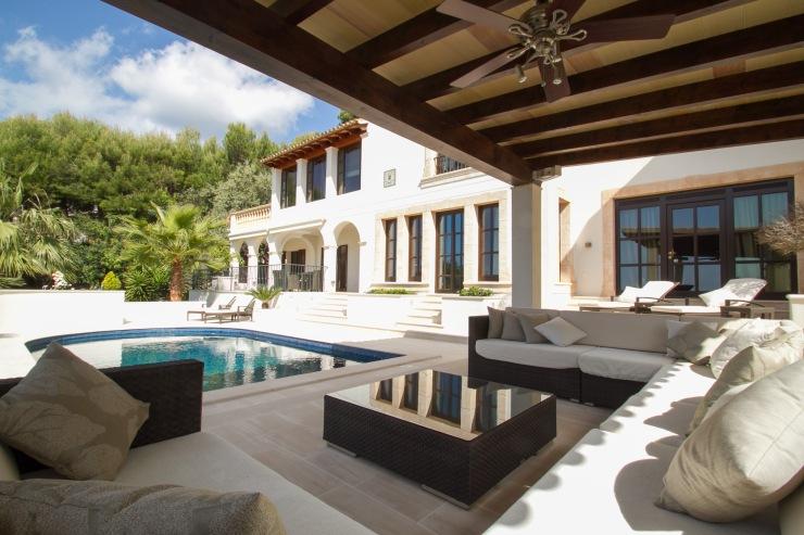 Villa Bendinat Golf _42